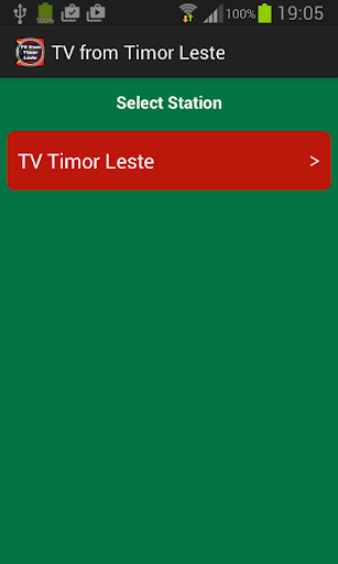 TV from Timor Leste