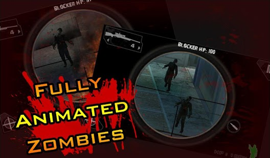 iSnipe: Zombies (Beta)- screenshot thumbnail