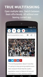 Flynx Browser (Beta) Screenshot 2