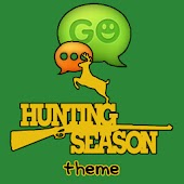 GO SMS Pro Hunting Season