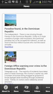 Travel Dominican Republic - screenshot thumbnail