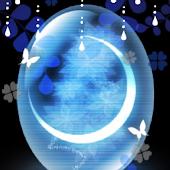 Crystal and Moon