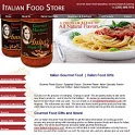Italian Food Store icon
