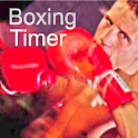 Jr Boxing Timer logo