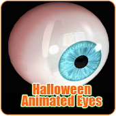 Halloween Animated Eyes