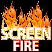 Fire Screen (Prank)