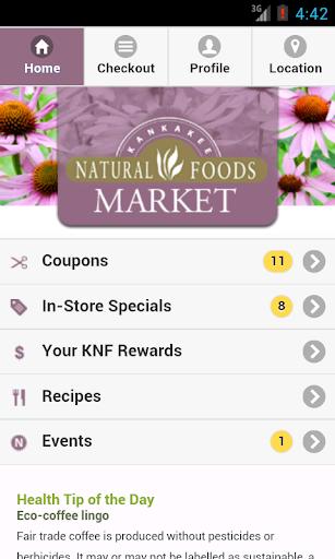 Kankakee Natural Foods