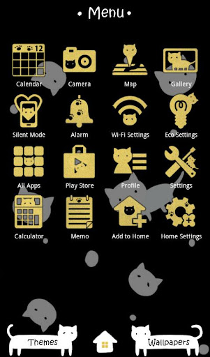 Cute Wallpaper Dots 'n' Cats 1.0.1 Windows u7528 2