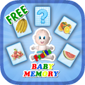 Fruits Memory for Kids Free
