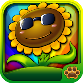 Line Game for Kids:Plants