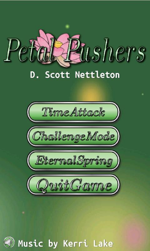 Petal Pushers Time Attack- screenshot