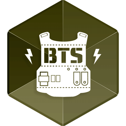 娱乐のBangtan Boys (BTS) Club LOGO-記事Game