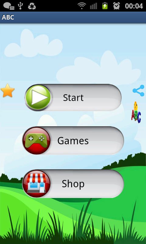 ABC for kids- screenshot