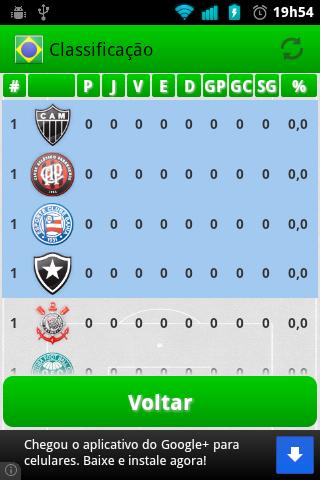 【免費運動App】Campeonato Brasileiro 2015-APP點子
