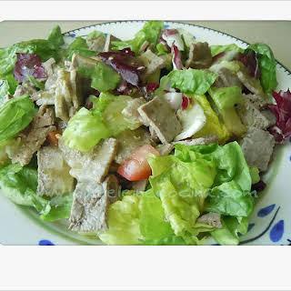 Shredded Beef Salad.