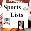 Sports Lists icon
