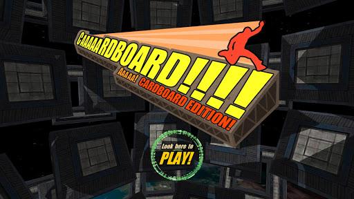 Caaaaardboard
