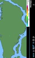 Screenshot of SG Rain Map