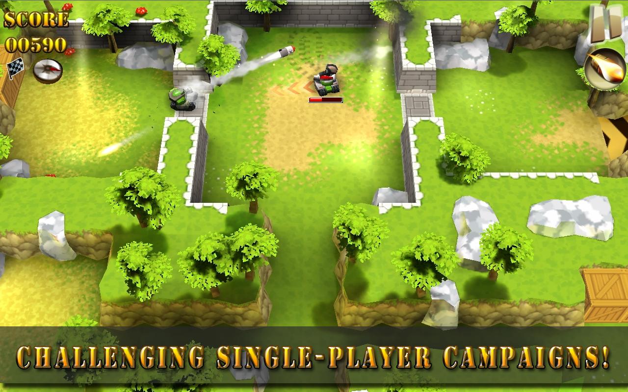 Tank Riders screenshot #14