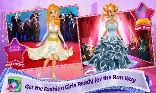 Design It! Fashion & Makeover - screenshot thumbnail
