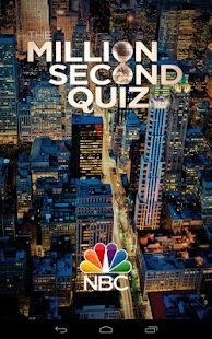The Million Second Quiz - screenshot thumbnail