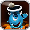 Monster Toss Free icon