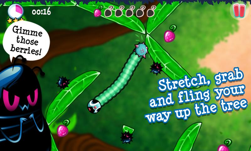 Swingworm screenshot #1