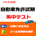 Japanese car license exam APP icon