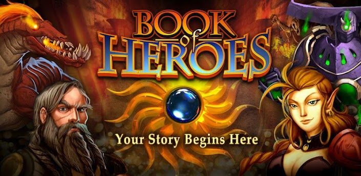 Book of Heroes 1.6.2 apk