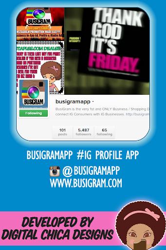 Busigram On Instagram Lite