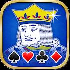 KINGフリーセル - 日本語&無料のトランプゲーム icon