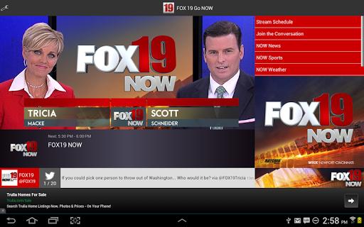 【免費娛樂App】FOX 19 Go NOW-APP點子
