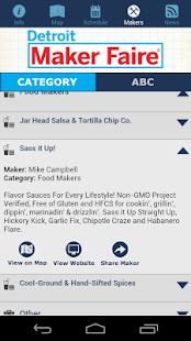 Maker Faire Detroit 2014 - screenshot thumbnail