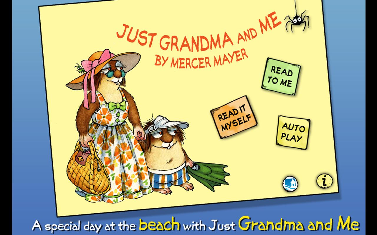 Just Grandma and Me - screenshot