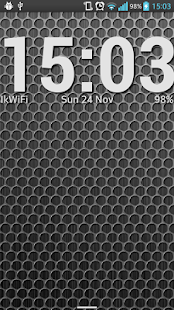 Simple Clock Live Wallpaper 2