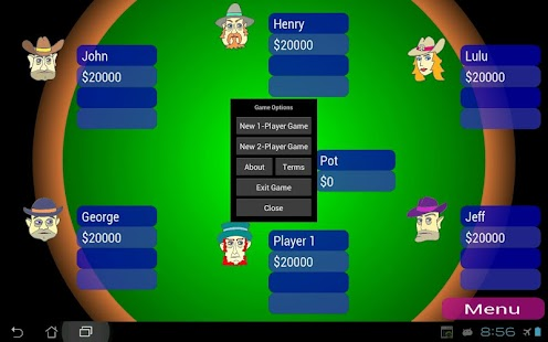 Offline Poker Texas Holdem - screenshot thumbnail