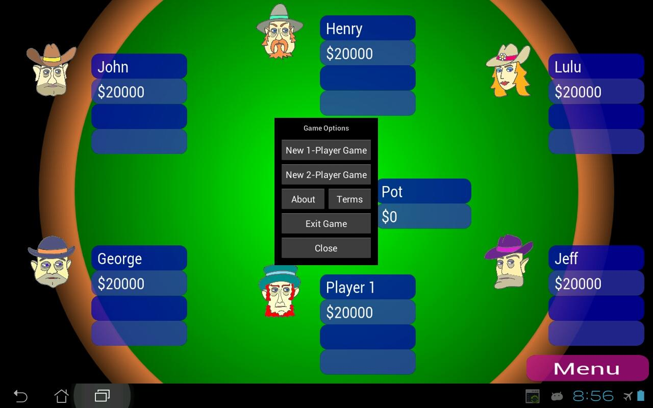 Best texas holdem android offline