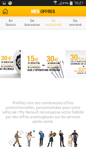MyRenault - screenshot thumbnail
