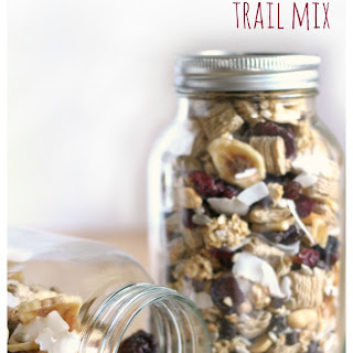 Fruit and Granola Trail Mix.
