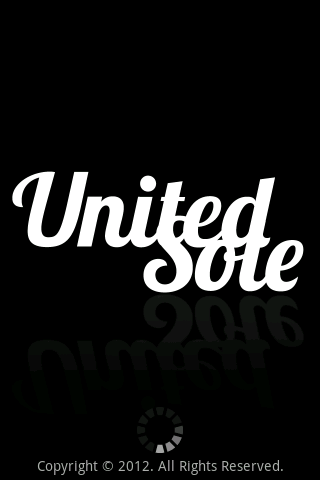 United Sole Sneaker App - screenshot