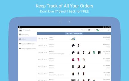 Zappos: Shoes, Clothes, & More Screenshot 8