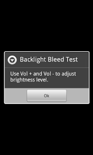 Backlight Bleed Test - screenshot thumbnail