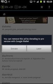 Kamus Bahasa Inggris (Offline) Screenshot 6