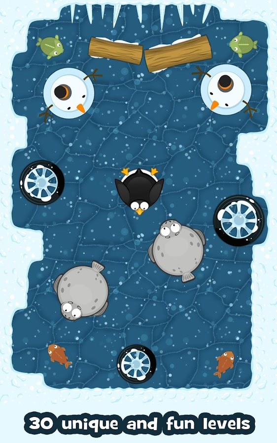 Slinguin- screenshot