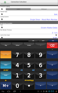 AWC Connection Calc- screenshot thumbnail