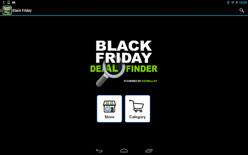Black Friday Deal Finder 2013 - screenshot thumbnail