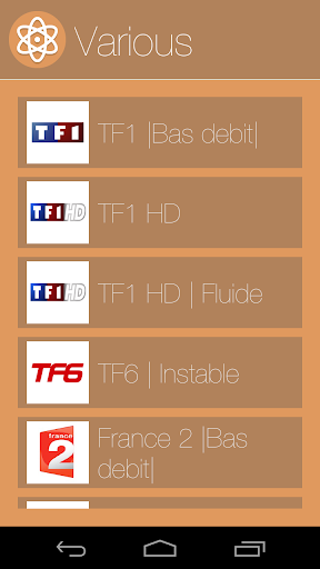 【免費媒體與影片App】French TV Live - HD Channels-APP點子