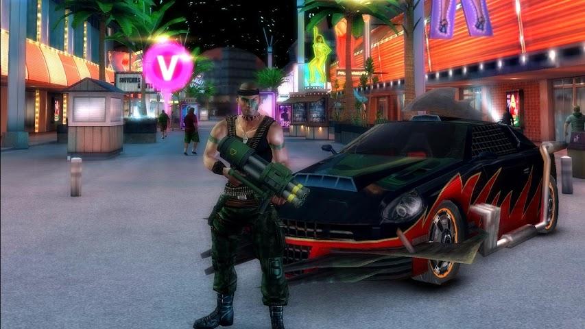 android Gangstar Vegas Screenshot 11