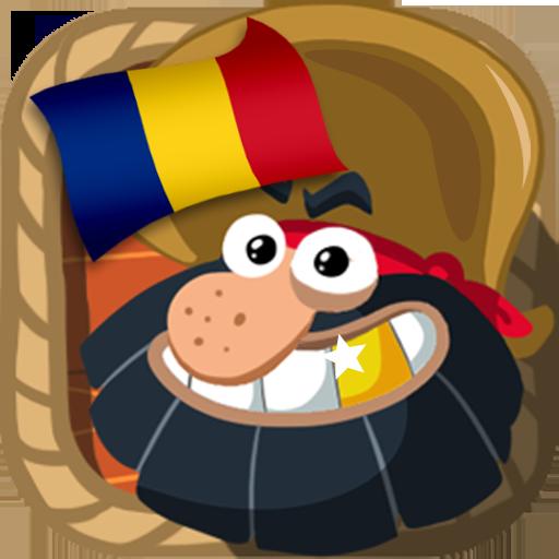 拼字のルーマニア語版 LOGO-記事Game