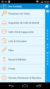 Nutrieduc - Dieta dos Pontos - screenshot thumbnail